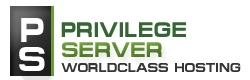 Privilegeserver Hosting